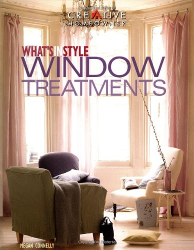 What's in Style: Window Treatments 9781580111119