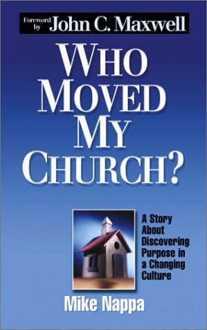 Who Moved My Church? 9781589199903