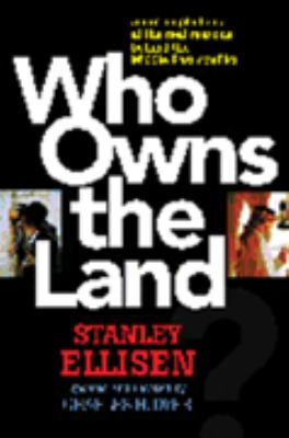 Who Owns the Land 9781589262997