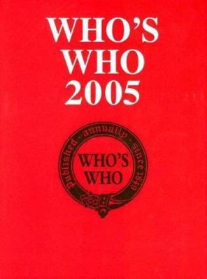Who's Who: An Annual Biographical Dictionary 9781582346274