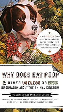 Why Dogs Eat Poop & Other Useless or Gross Information about the Animal Kingdom