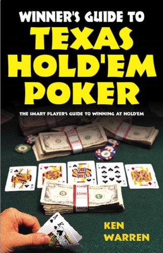 Winner's Guide to Texas Hold'em Poker 9781580422307