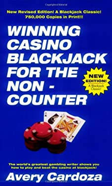 Winning Casino Blackjack for the Non-Counter 9781580421782