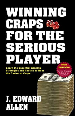 Winning Craps for the Serious Player 9781580422673