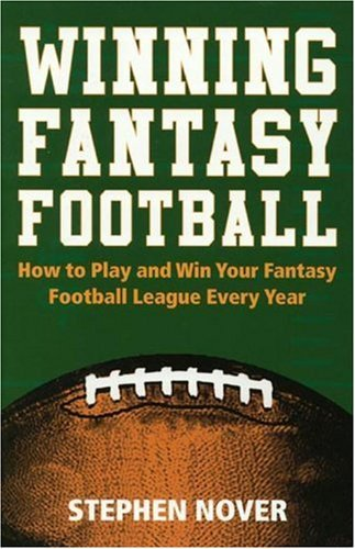 Winning Fantasy Football 9781580421805