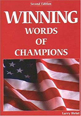 Winning Words of Champ 2nd 9781585188802