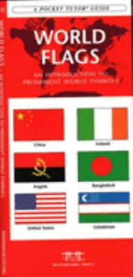 World Flags: An Introduction to Prominent World Symbols 9781583552650