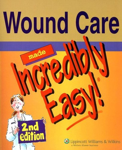 Wound Care Made Incredibly Easy 9781582555393
