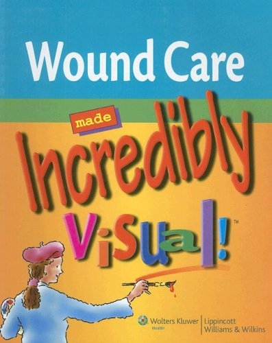 Wound Care Made Incredibly Visual! 9781582555546