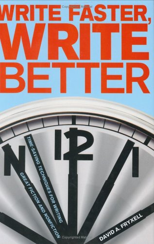 Write Faster, Write Better 9781582972862