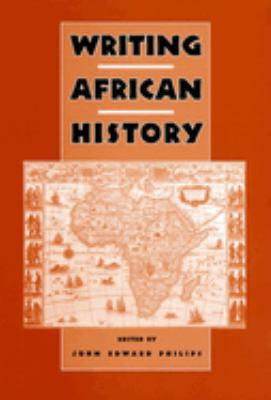 Writing African History 9781580462563