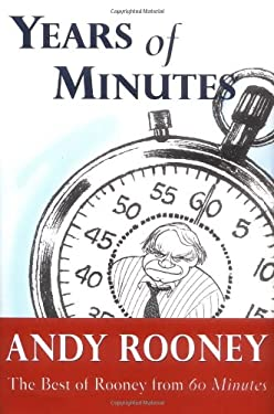 Years of Minutes: The Best of Rooney from 60 Minutes 9781586482114