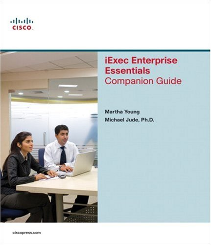 iExec Enterprise Essentials Companion Guide 9781587132193