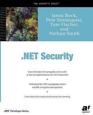 .Net Security 9781590590539