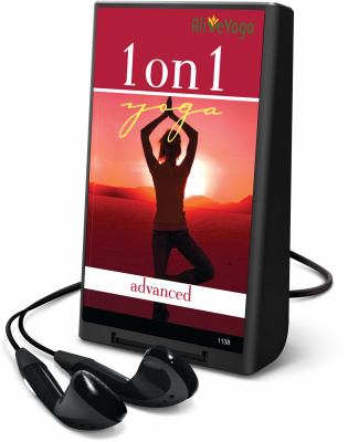 1 on 1 Yoga: Advanced [With Headphones] 9781598953381