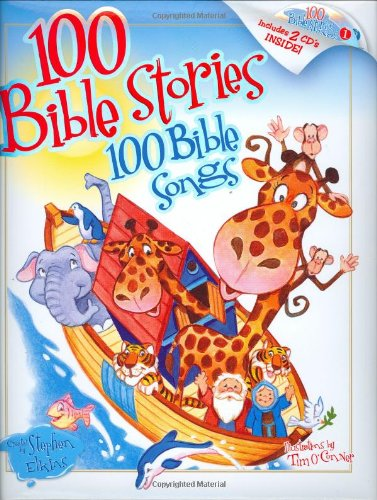 100 Bible Stories, 100 Bible Songs [With CD] 9781591452393