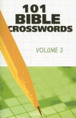 101 Bible Crosswords: Volume 3 9781593108854