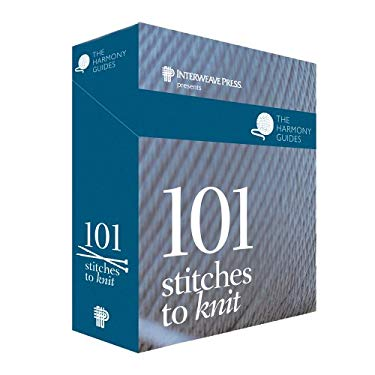 101 Stitches to Knit [With 8 Page Booklet]