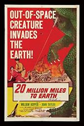 20 Million Miles to Earth 20939926