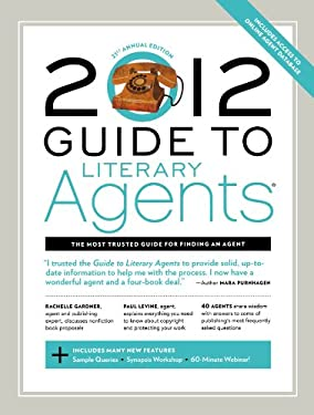 Guide to Literary Agents 9781599632292