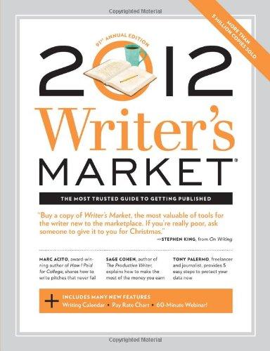 Writer's Market 9781599632261
