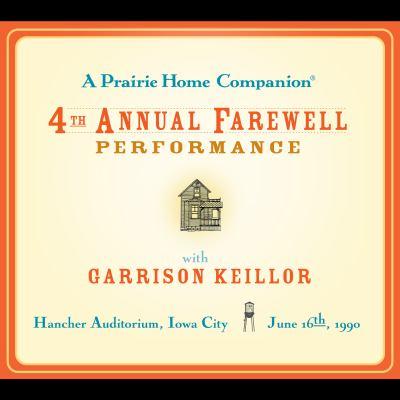 4th Annual Farewell Performance 9781598876048