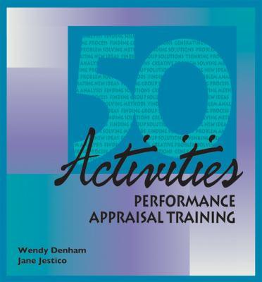 50 Activities: Performance Appraisal Training 9781599960524