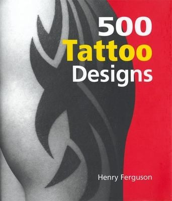 500 Tattoo Designs 9781592231393