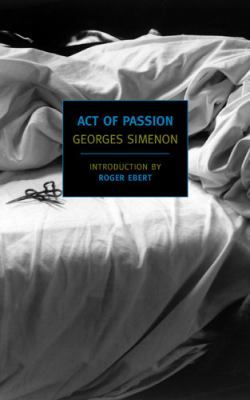 Act of Passion 9781590173855