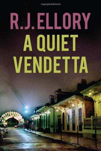 A Quiet Vendetta: A Thriller 9781590205082