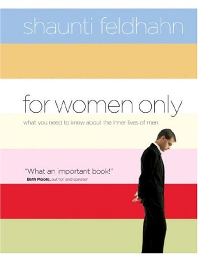 For Women Only: What You Need to Know about the Inner Lives of Men 9781590523179