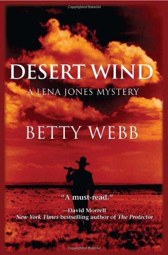 Desert Wind: A Lena Jones Mystery 9781590589793