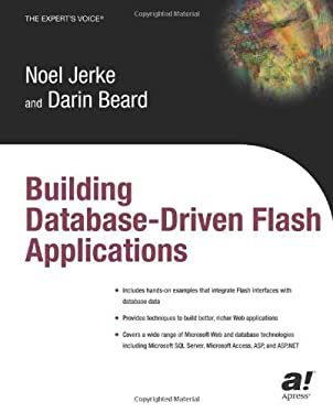 Building Database Driven Flash Applications 9781590591109