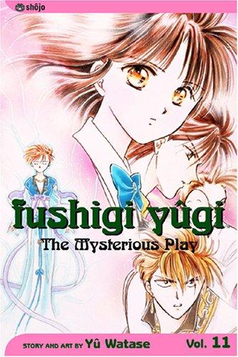 Fushigi Yugi, Vol. 11 9781591161073