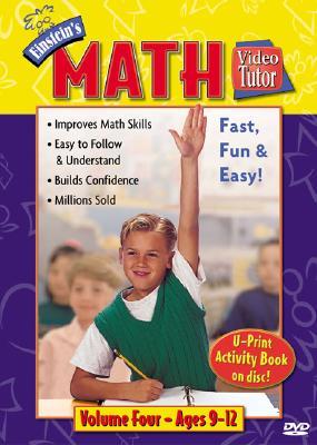 Einstein's Math Video Tutor Vol. 4 DVD