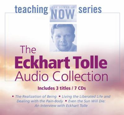 The Eckhart Tolle Audio Collection 9781591790037