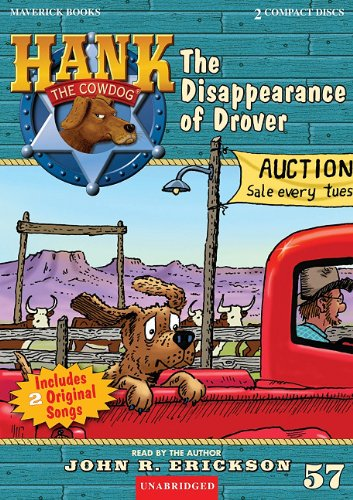 The Disappearance of Drover 9781591886570