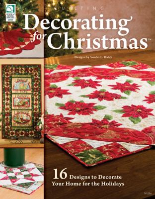 Decorating for Christmas 9781592172634
