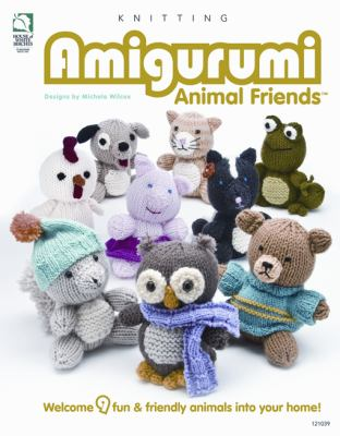 Amigurumi Animal Friends 9781592172788