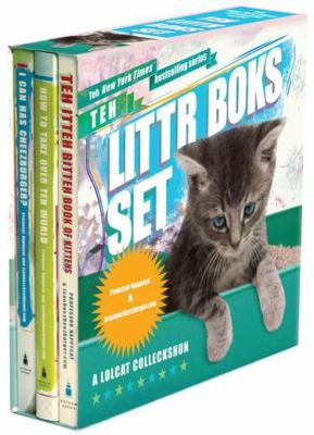 Teh Littr Boks Set: A Lolcat Colleckshun