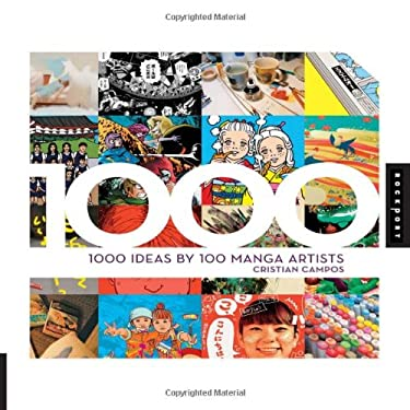 1,000 Ideas by 100 Manga Artists 9781592537143