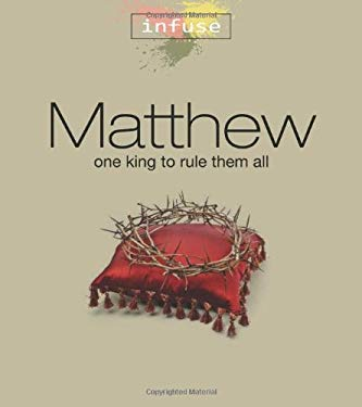 Matthew: One King to Rule Them All 9781592555178