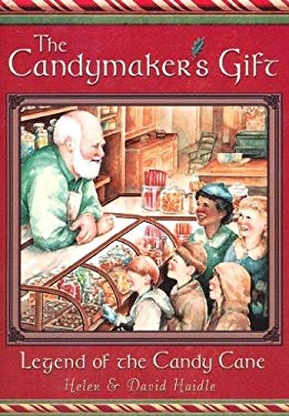 The Candymaker's Gift 6pk: Legend of the Candy Cane 9781593174026