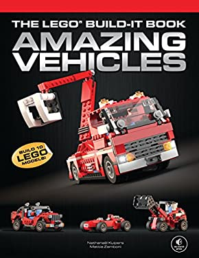 The LEGO Build-it Book: Amazing Vehicles