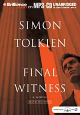 Final Witness 9781593350833