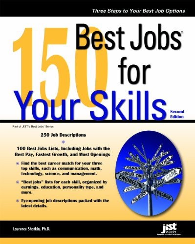 150 Best Jobs for Your Skills 9781593578985