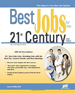 Best Jobs for the 21st Century 9781593579005