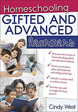 Homeschooling Gifted and Advanced Learners 9781593637453