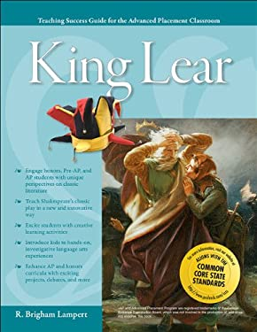 Advanced Placement Classroom: King Lear 9781593638351