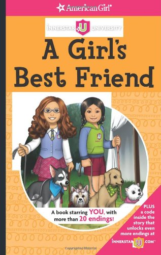 A Girl's Best Friend 9781593697594